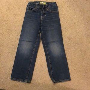 Boys old navy jeans size 6